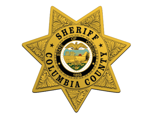 Columbia County Sheriff logo